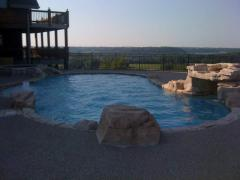 Installation service swimming pools
