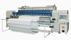 Textile machinery and spare parts