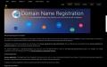 Domain registration and web hosting